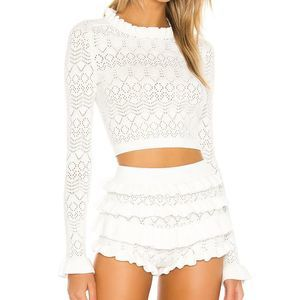 Tularosa Lana Sweater in Ivory